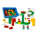 LEGO EDUCATION Early Structures Set [9660] - Building Set Architecture